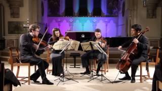 Haydn Quartet Op.77 No.1, I. Allegro moderato (clip)