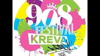 KREVA MIX 1.908 FESTIVAL 2012 オープニングテーマ 2.トランキライザー...