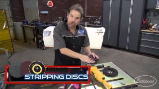 How To Remove Paint & Rust With Stripping & Cleaning Discs - Kevin Tetz & Eastwood