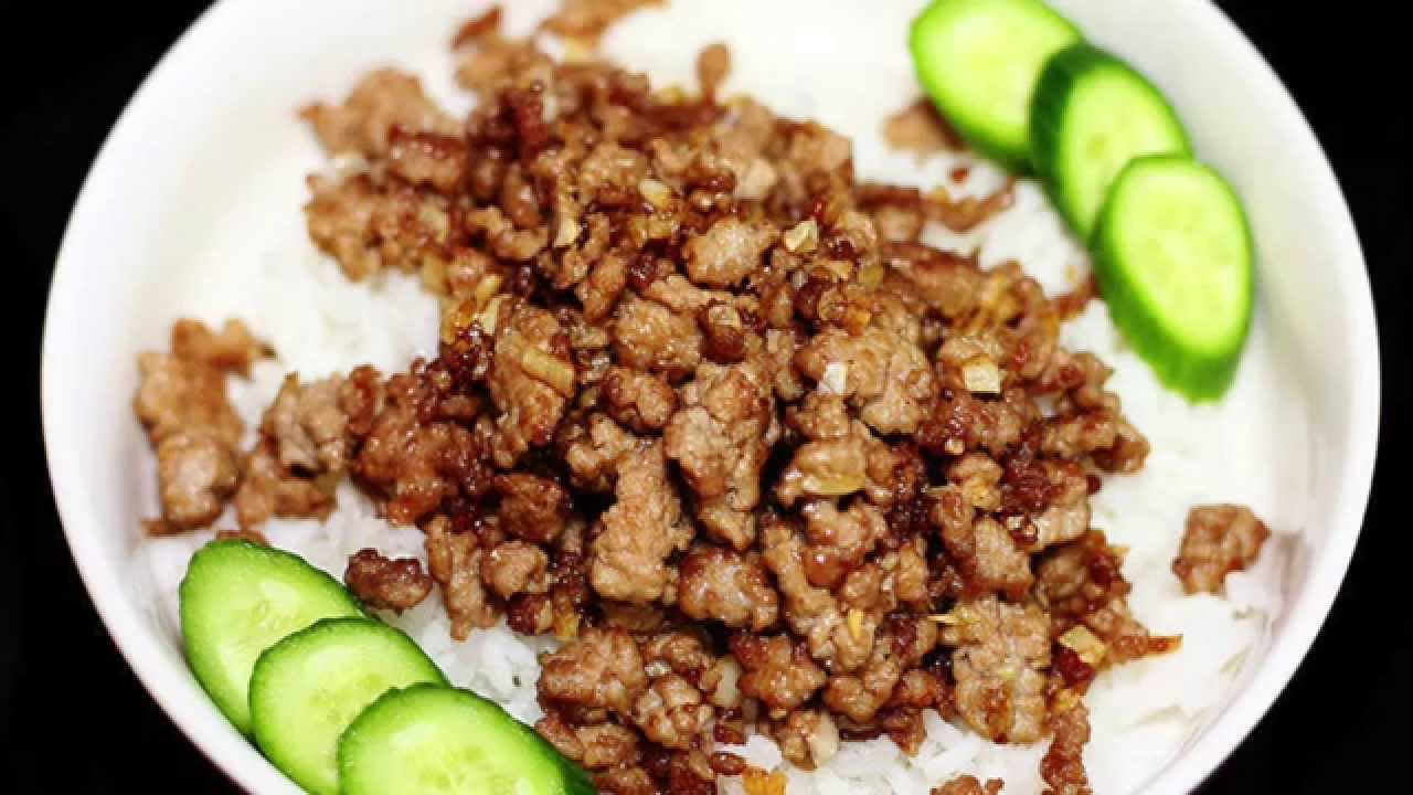 Business. asian ground pork recipes are