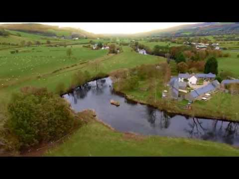 Rivercatcher Luxury Holiday Cottages - Flyover Tour