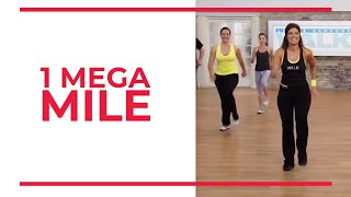 1 Mega Mile | At Home Workouts