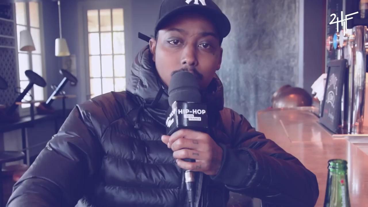 Guizmo en Interview pour HipHop Infos France -  Amicalement Vôtre / Y&W