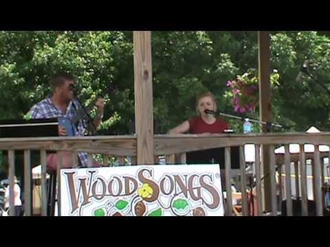 Woodsongs at Arts on the Green, Lagrange KY-June 2013