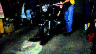 bmw r50 arranque