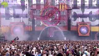 Decibel outdoor festival 2014 - Psyko Punkz DJ set