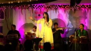 Chandra Ishq Bada Harjaee I Runa Rizvi | Live Performance I Music Mania I ArtistAloud