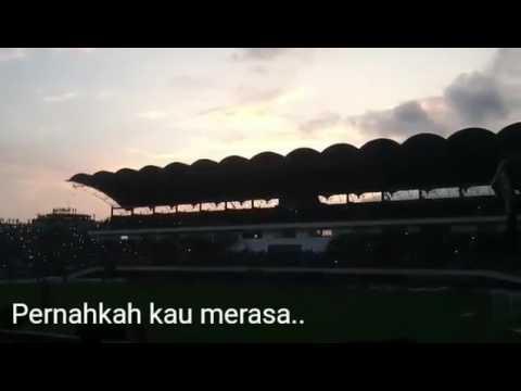 Bcs-Pss Sleman Ku yakin kau Bisa di dalam Stadion Maguwoharjo Bikin MERINDING