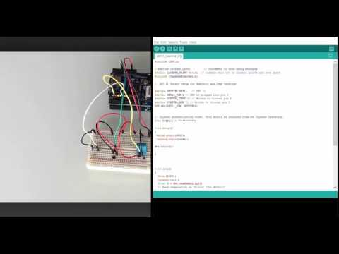 Using Virtual Pins to Connect Sensors in Cayenne