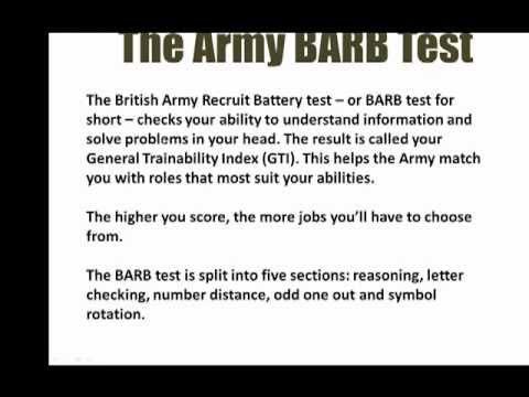 BARB Test Success Guide 2019