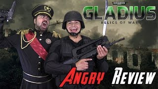 Warhammer 40K: Gladius Angry Review [Indie]