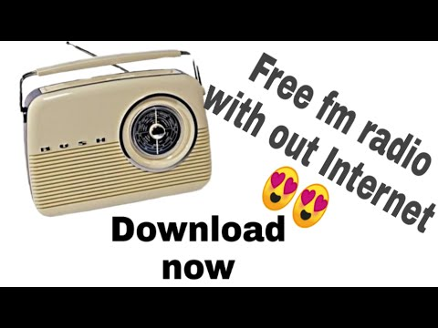 Free Radio With Out Internet!! Fm Radio!! All In One Apps Fm Radio 👍