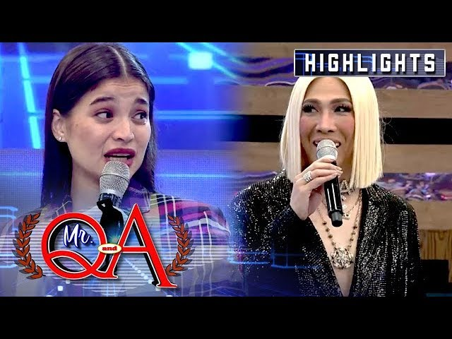 Anne will no longer wear clothes because of Vice | It's Showtime Mr. Q and A
