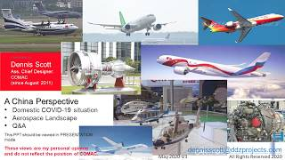 Aerospace in China COVID 19 perspectives and opportunities for international businesses