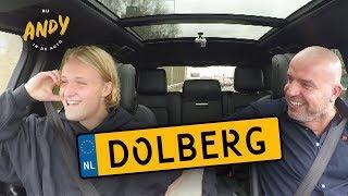 Kasper Dolberg - Bij Andy in de auto