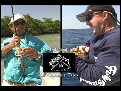 Captains Tales Episode 12 Capt Matt & Vic Inshore Offshore Fishing