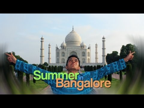 Summer in Bangalore
