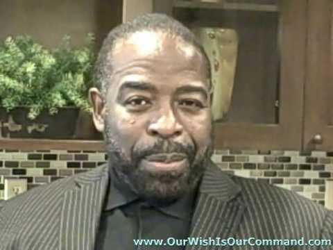 OurWish - Interview with Les Brown - Law of Attraction-