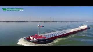 Inland dry cargo vessel Dianthus