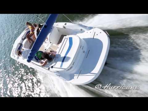 2014 Hurricane SunDeck Sport Series Video