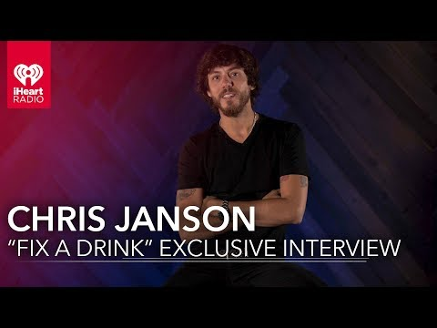 "Chris Janson's ""Fix a Drink"" 