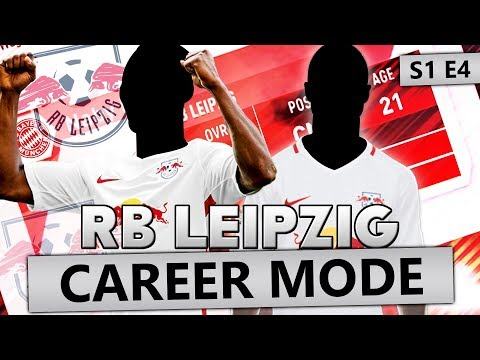 £100 MILLION FOR 2 PLAYERS?! FIFA 18 CAREER MODE RB LEIPZIG #4