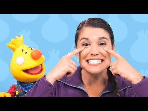 Head Shoulders Knees & Toes | Sing Along With Tobee | Kids Songs