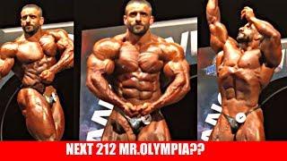 Hadi Choopan DOMINATES Men's Open Bodybuilding in Vancouver
