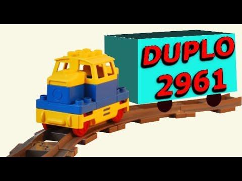 Lego Dupo Train - DUPLO 2961