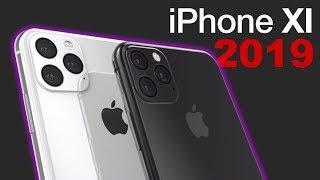 QUESTO SARÀ L'IPHONE 11 (iPhone XI)