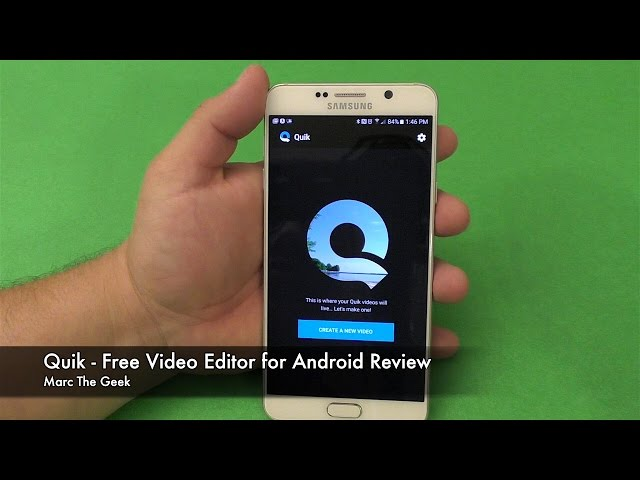 Quik Video Editor Pro MOD Apk {Premium + Unlocked}