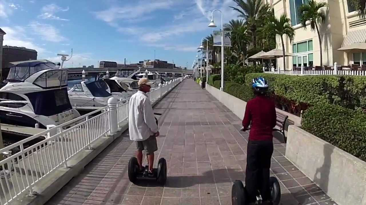 Magic Carpet Glide Segway Dec 2012 Youtube