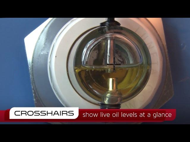 Oil Level Crosshairs