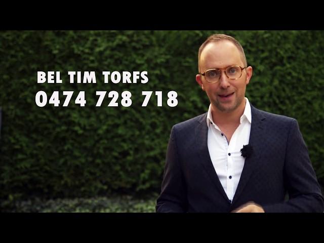 Tim Torfs gegarandeerd gewenst gewicht