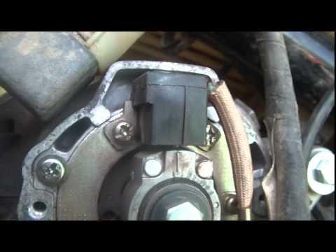 110 Cc Stator Cdi Wiring Diagram 5 20 14 Honda Atc 185 200s Timing Oem Wiring Youtube