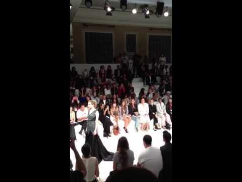 Dina Jsr at Dubai Fashion Forward Season 1