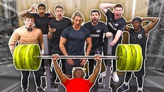 Download SIDEMEN STRENGTH TEST Mp3 and Videos