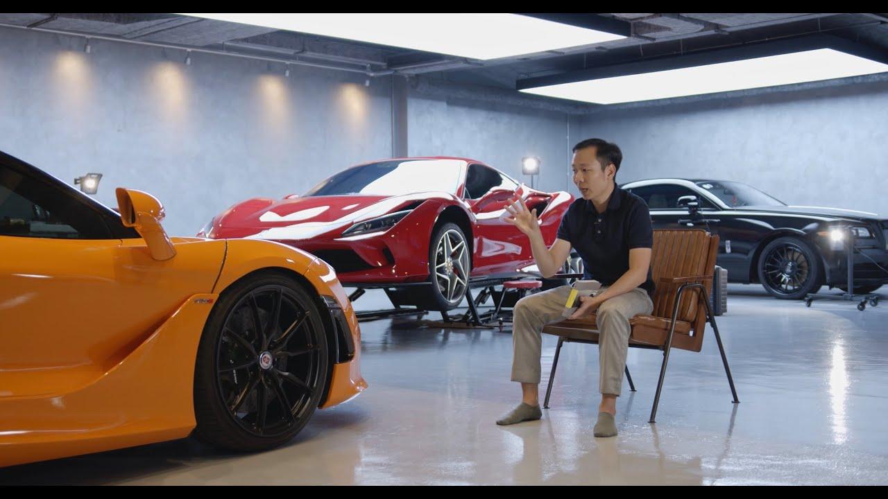Ferrari F8 Tributo | Đầu Tiên của Việt Nam | Full Clip