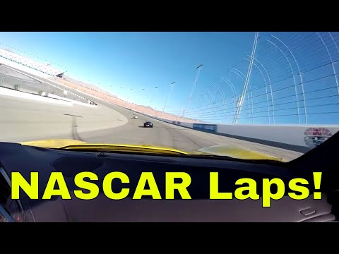 laps for charity 2018 Las Vegas Motor Speedway
