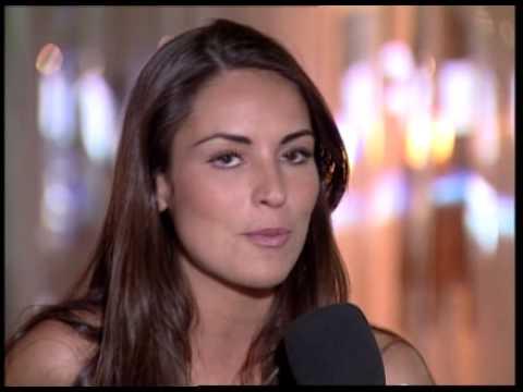 Miss España, Estibaliz Pereira, Habla Para Cosmopolitan TV