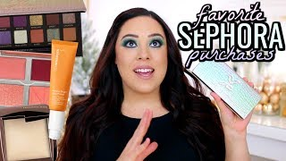 TOP 10 SEPHORA PURCHASES OF 2019! BEST NEW PRODUCTS I TRIED THIS YEAR