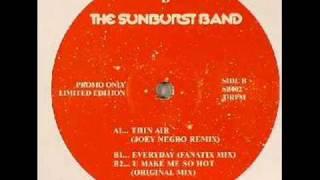 The Sunburst Band - Thin Air.wmv