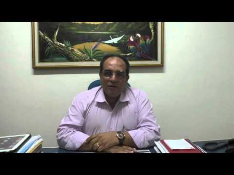 Prefeito de Presidente Figueiredo, Neilson Cavalcante, envia mensagem natalina aos moradores do município.