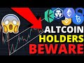 WARNING!!!!! BITCOIN 50% DUMP IN 10 DAYS!!!??? + A Secret 40% Altcoin Trade