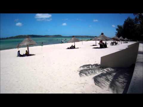 Bilene, Praia do Bilene, Moçambique