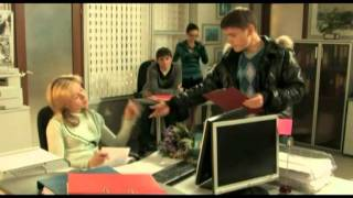 """Александр Иванов в т/c """"Слово женщине"""" (2010г. съёмок)."""