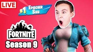 FORTNITE SEASON 9 HAT EIN PROBLEM! - Fortnite Season 9 [Deutsch/HD/Live]