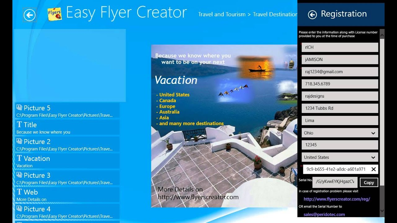 flyer creator software akba greenw co