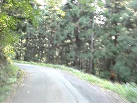 Michipedia】二井宿峠 - YouTube