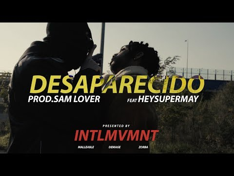 DESAPARECIDO - Malleable x Demage x Zorba  Feat May (Prod.Sam Lover)